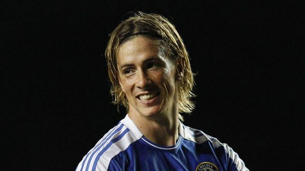 Útočník Chelsea Fernando Torres už úsměvy spíše šetří...
