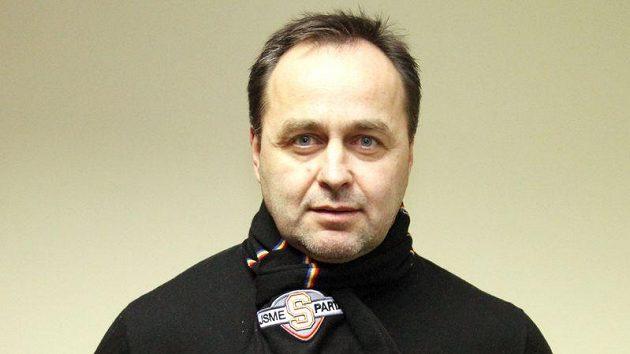 Otto Sykora, nový sportovní manažer hokejové Sparty