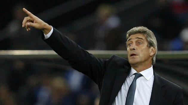 Kouč Realu Manuel Pellegrini dostal v Madridu padáka.