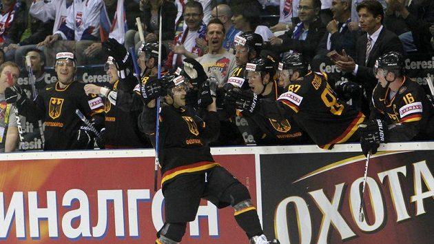Němečtí hokejsité se utkají s Českou republikou v duelech Euro Hockey Challenge