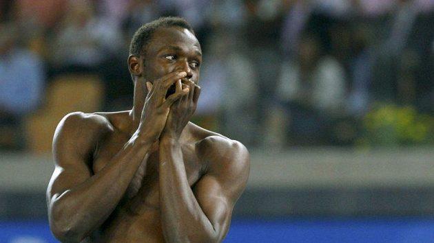 Zklamaný Usain Bolt. Finálový závod MS na 100 metrů kvůli předčasnému startu nevyhraje.