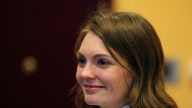 Česká reprezentantka ve střelbě Kateřina Emmons