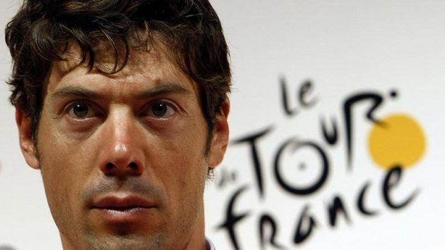 Španělský cyklista Oscar Freire