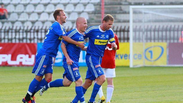 Fotbalisty Olomouce povede Petr Uličný