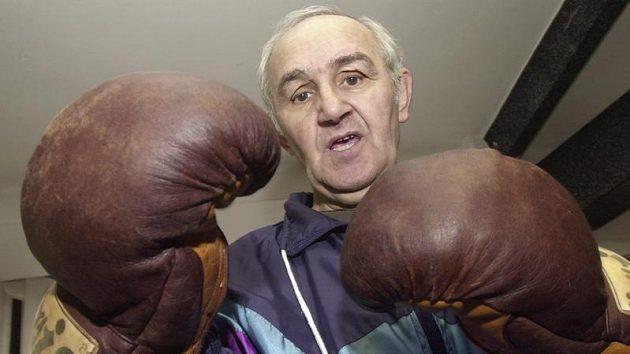Bývalý boxer Bohumil Němeček