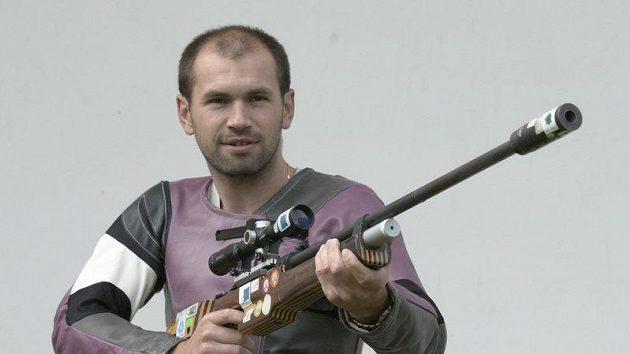 Střelec Miroslav Januš