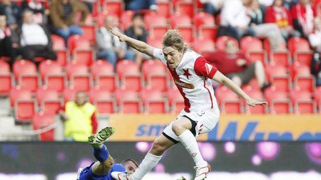 Milan Černý se s dresem Slavia rovněž loučí a míří do Turecka.