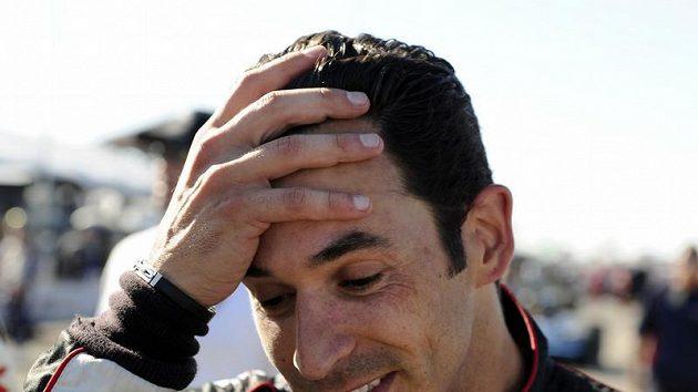 Helio Castroneves, jezdec týmu Penske