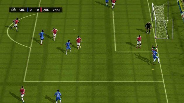 Užijte si skvělého fotbalu na PC s FIFA 10!