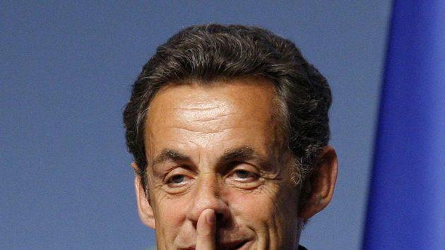 Francouzský prezident Nicolas Sarkozy se prý hodlá osobně postarat o vyšetření toho, proč fotbalisté v JAR vyhořeli.