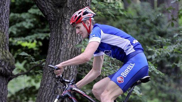 Český biker Jaroslav Kulhavý