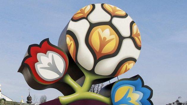 Oficiální logo mistrovství Evropy ve fotbale pro rok 2012.