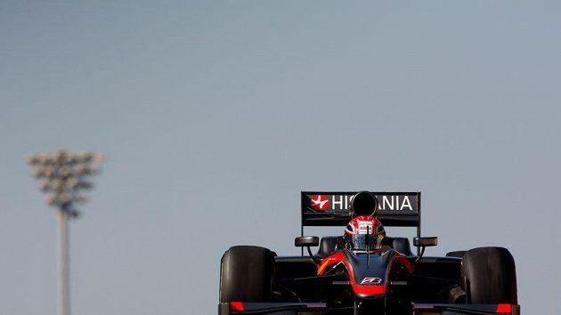 Ind Karthikeyan se vrací do F1 v týmu Hispania.