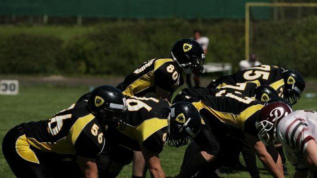 Prague Panthers v akci