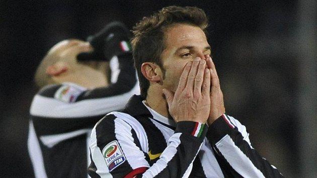 Alessandro Del Piero v dresu Juventusu