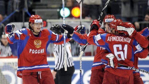Rusové jsou podle sázkových kanceláří nejvážnějšími adepty na vítězství MS.