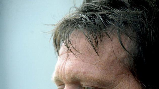 Trenér belgické fotbalové reprezentace Frank Vercauteren