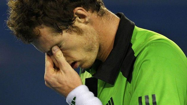 Andy Murray v Dubaji skončil.