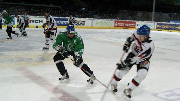 Hokejová Bohemka se v Nymburce utká s Tureckem.