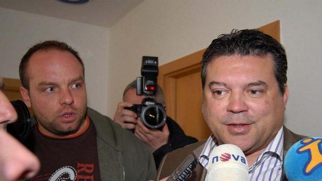 Střížkovský šéf Karel Kapr zatím disciplinárku nepřesvědčil.
