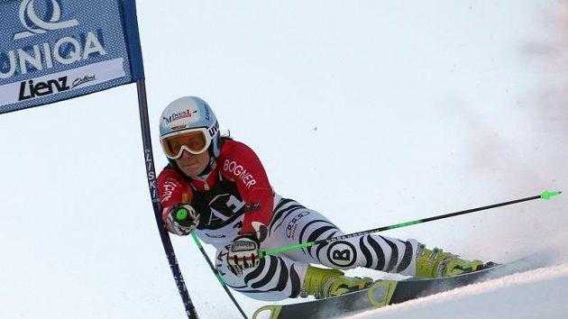 Německá lyžařka Kathrin Hölzlová