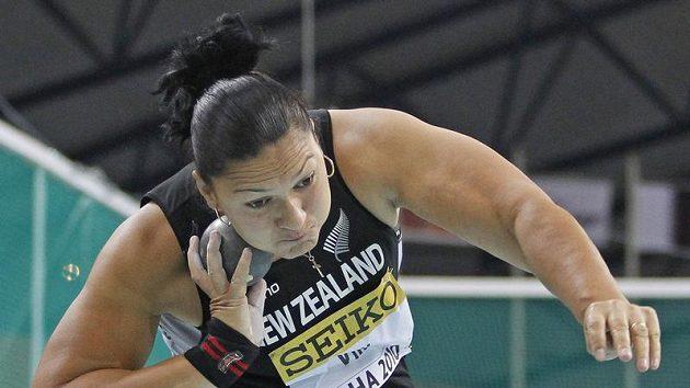 Koulařka Valerie Viliová