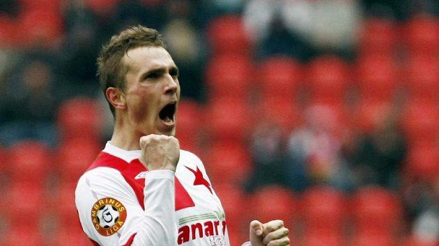Peter Grajciar opouští Slavii, stěhuje se do tureckého Konyasporu.