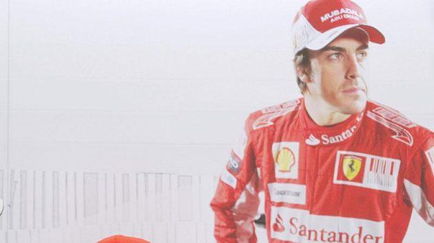 Španělský pilot formule 1 Fernando Alonso