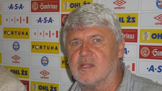 Karel Jarůšek, jeden z těch, kteří před 40 lety získali ligový titul, na archivním snímku.