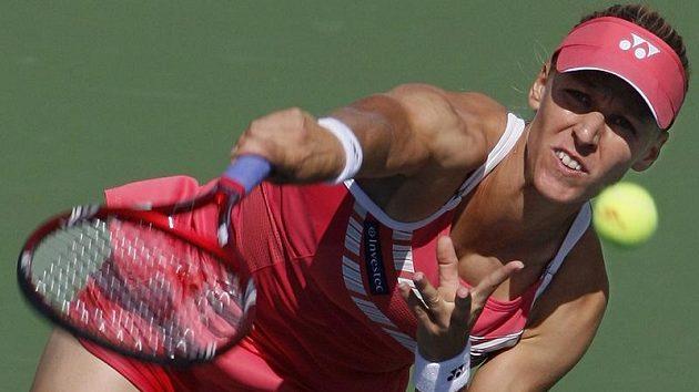 Ruská tenistka Jelena Dementěvová