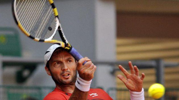 Kazašský tenista Jurij Ščukin
