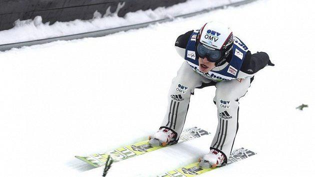 Roman Koudelka nemůže být se svými výsledky v Norsku spokojený.