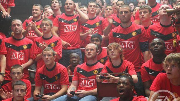 Věřte nebo ne, Wayne je skvělý i při hraní FIFA 10!