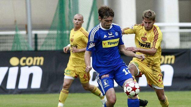 Olomoucký Tomáš Hořava se může těšit na svůj první reprezentační kemp v hlavním týmu.