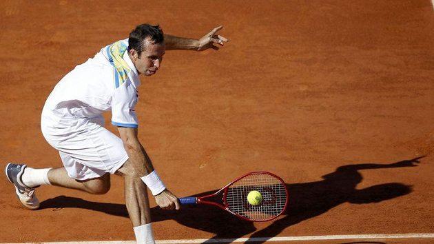 Tenista Radek Štěpánek na French Open