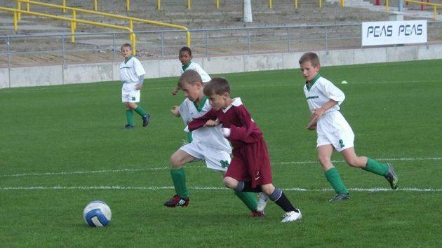 Změny v kategorii přípravek mají udržet u fotbalu co největší počet dětí.