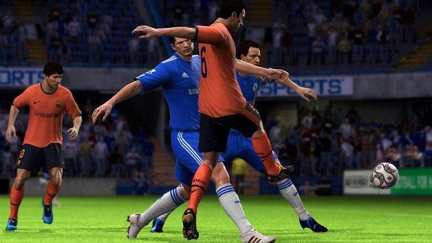 Zahrajte si s nejlepšími hráči v nejlepší fotbalové hře všech dob!