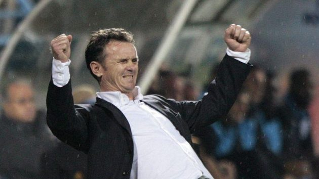 Trenér černohorské reprezentace Branko Brnovič optimismus neztratil.