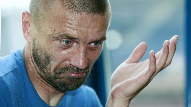 Až disciplinární komise posoudí, zda Řepkův plivanec bude řešit fotbalový tribunál.