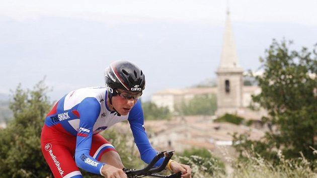 Slovinec Janez Brajkovič se stal ve středu při závodě Dauphiné Libéré králem časovky na 49 kilometerů.