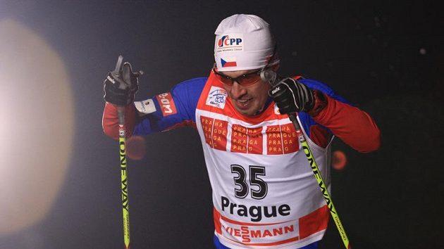 Martin Koukal v barvách rakouského týmu Skinfit vyhrál klasickou Finlandii, závod FIS marathon cupu na 50 km.