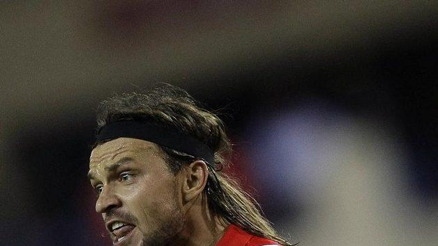 Tomáš Ujfaluši v dresu Atlétika Madrid