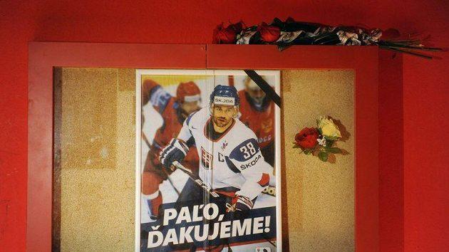 Fanoušci se loučili s Demitrou na celém Slovensku.