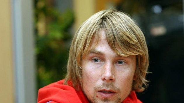 Český fotbalový záložník Jaroslav Plašil