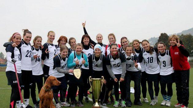 LCC Radotín, vítězky Česko-německého poháru