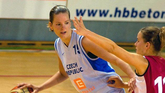 Eva Vítečková (vlevo) - ilustrační foto.