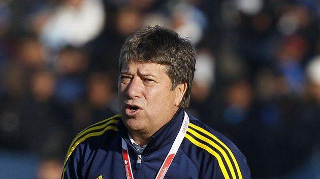 Kouč Darío Gómez si po incidentu sypal popel na hlavu.