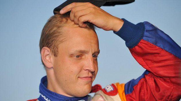 Mikko Hirvonen bude útočit na další triumf.