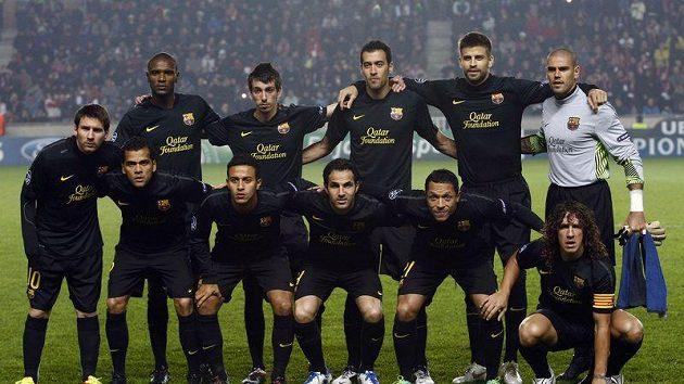 Fotbalisté Barcelony jsou vítězem nejlepší ligy světa.
