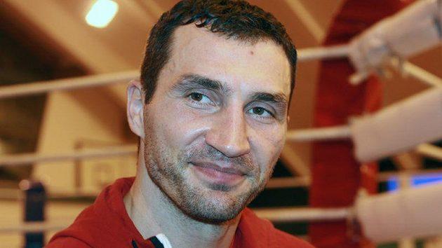 Vladimir Kličko touží po olympiádě.